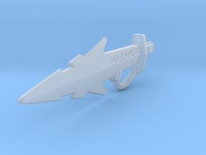 PM-46 METAL HAWK in Smooth Fine Detail Plastic