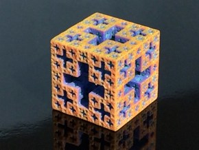 Jcube Color in Full Color Sandstone