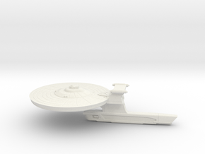 Miller Destroyer Upgrade in White Natural Versatile Plastic