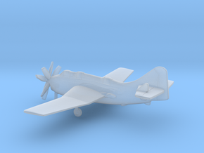 Fairey Gannet AS.I in Smooth Fine Detail Plastic: 6mm