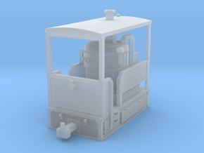 Vertical Boiler steam loco H0e/H0n30 in Smoothest Fine Detail Plastic
