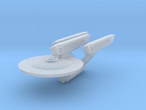 Battle Cruiser in Smooth Fine Detail Plastic