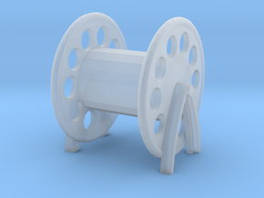 1/48 USN Rope Reels Small in Smooth Fine Detail Plastic