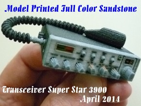 Full Color Transceiver Super Star 3900 in Full Color Sandstone
