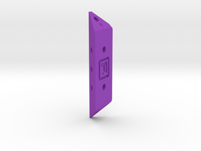 DIY Frebird Puzzle PNN-Single joint GAMMA 30 in Purple Processed Versatile Plastic