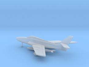 Republic RF-84F Thunderflash in Smooth Fine Detail Plastic: 6mm
