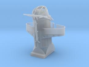 1/192 USN Fletcher Funnel 1 MK51 platform in Smooth Fine Detail Plastic