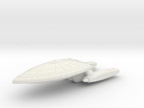 NEXUS EXPLORER in White Natural Versatile Plastic