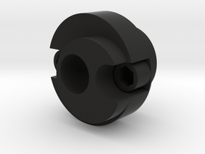 BlastFX - Blaster Muzzle for Acrylic Tube in Black Strong & Flexible