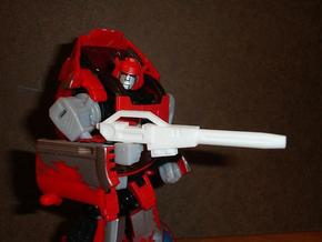 Sunlink - Blurry Rifle in White Strong & Flexible
