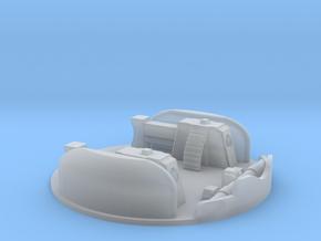 Flightline B-24 Top Turret Gun Mount in Smooth Fine Detail Plastic