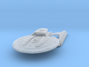 Federation Luna-class Science vessel 1:7000 in Smooth Fine Detail Plastic