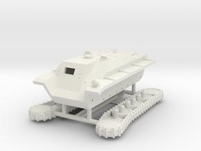 1/72 Panzerkleinzerstorer Rutscher in White Natural Versatile Plastic