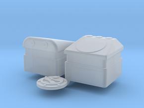 1/32 Jaz 3gal 8p25 8p25 14p5 Pro Mod in Smooth Fine Detail Plastic