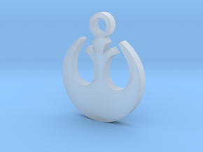 Rebel Forces Charm in Smooth Fine Detail Plastic
