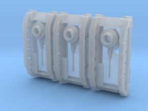 Spz Saurer  in 1:160  3 Stück in Smoothest Fine Detail Plastic