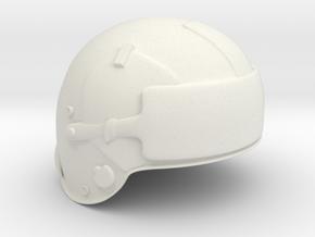 HGU-55 in White Premium Versatile Plastic