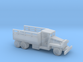 1/160 Scale CCKW Truck in Smooth Fine Detail Plastic