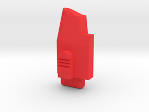 g-lock bb follower in Red Processed Versatile Plastic