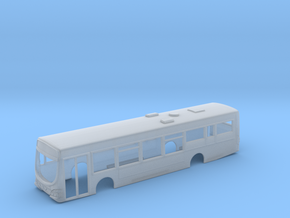 Volvo B7 Wright Gemini Bodyshell Only 1/148 in Smooth Fine Detail Plastic