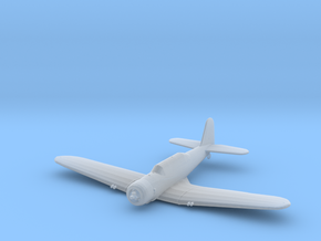 Douglas Model 8A-3/8A-4 (Northrop A-17A) in Smooth Fine Detail Plastic: 6mm