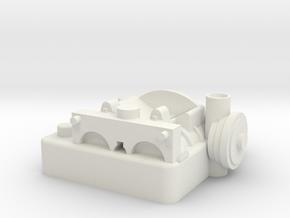 AT-ST Rangfinder Flat in White Natural Versatile Plastic