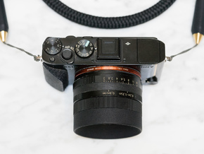 RX1 / RX1R / RX1R II Ring Hood   in Black Strong & Flexible