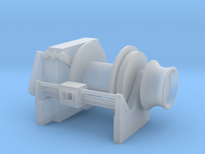 Tug Winch 1/100 fits Harbor Tug in Smooth Fine Detail Plastic