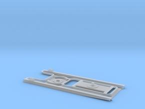 Hudson Pressed Steel Portable Turnout 32mm Gauge in Smooth Fine Detail Plastic
