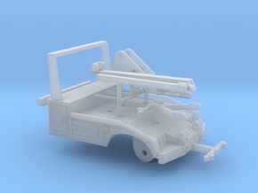 1/50th 25 ton wrecker tow bed body in Smooth Fine Detail Plastic