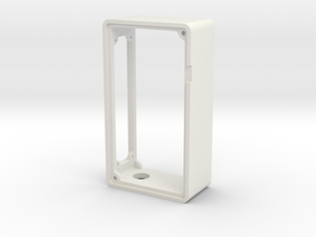 buildframe in White Natural Versatile Plastic