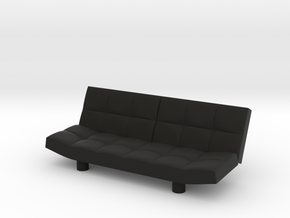Sofa 2018 model 15 in Black Natural Versatile Plastic
