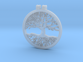 The Tree Of Life in Smooth Fine Detail Plastic