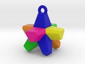 Everlasting Gobstopper - Ornament in Full Color Sandstone