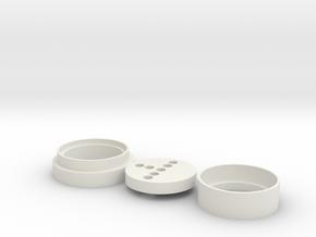 MK1 (KR Blade) Neopixel Adapter in White Strong & Flexible