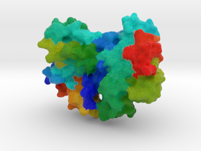 Anti-CRISPR Protein AcrF3 in Full Color Sandstone