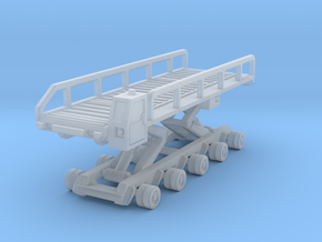 Cargo lift 40' container 10mm@1/400 in Smooth Fine Detail Plastic: 1:400