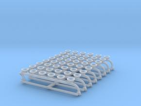 Lb/Ist/6r/HoBr/Pos in Smoothest Fine Detail Plastic