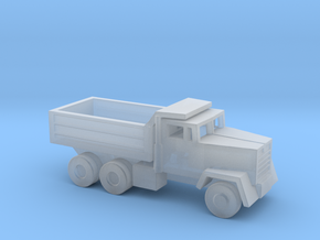 1/144 Scale M917 Dump Truck in Smooth Fine Detail Plastic