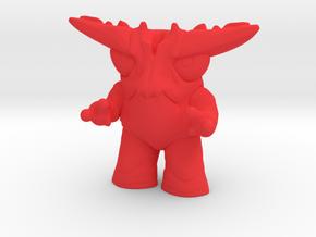 Crabaiju in Red Processed Versatile Plastic