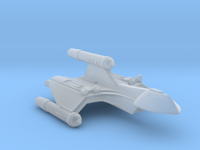 3125 Scale Romulan SparrowHawk-C+ Scout Cruiser MG in Smooth Fine Detail Plastic