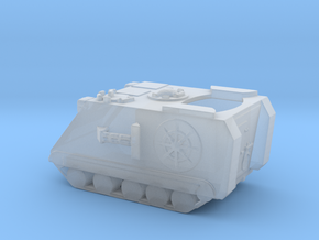 1/160 Scale M120 Mortar Carrier in Smooth Fine Detail Plastic