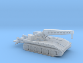 1/160 Scale T119 in Smooth Fine Detail Plastic