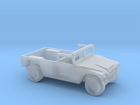 1/160 Scale Humvee in Smooth Fine Detail Plastic