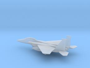 McDonnell Douglas F-15E Strike Eagle in Smooth Fine Detail Plastic: 1:200