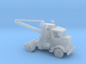 1/160 Scale Autocar 8244T 3 Crane in Smooth Fine Detail Plastic
