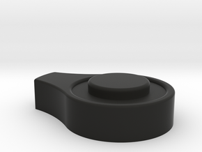 Wingleader Back Rest Hub Cup (replacement part) in Black Natural Versatile Plastic