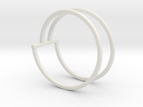 Cal Ring in Aluminum