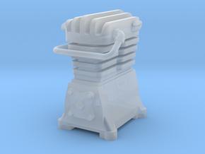 Kompressor in Frosted Ultra Detail