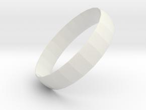 Ordinary in White Natural Versatile Plastic: Small